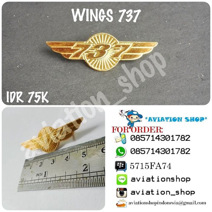 harga Wings 737 Tokopedia.com