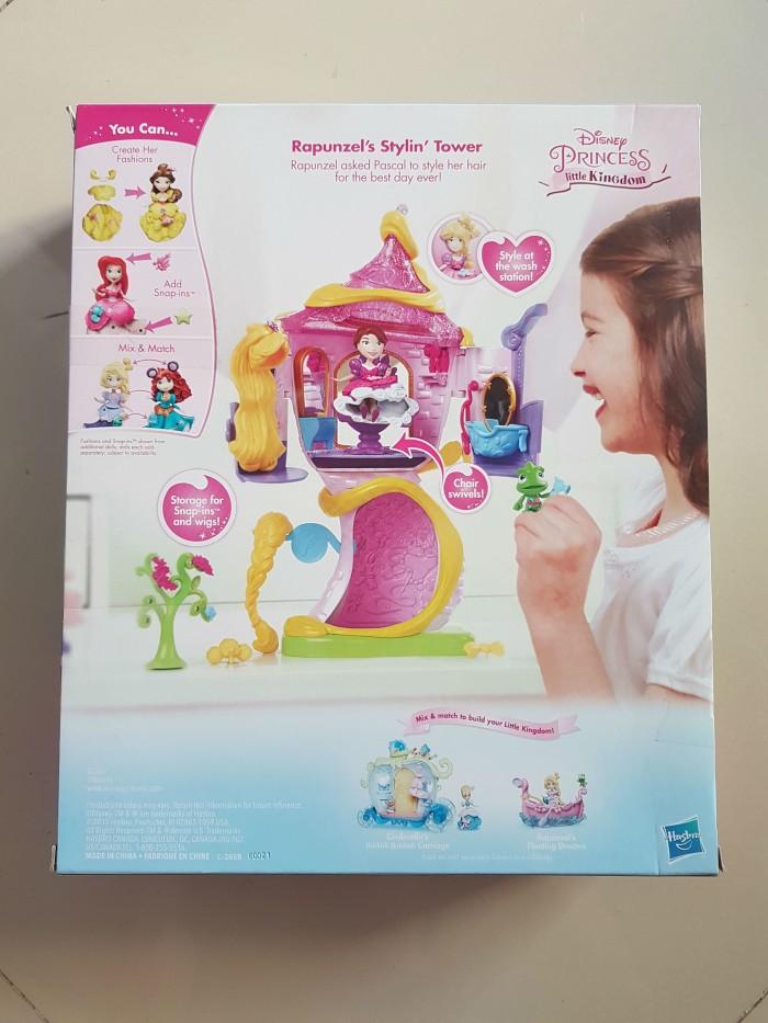 Disney Princess Little Kingdom Rapunzel Stylin Tower
