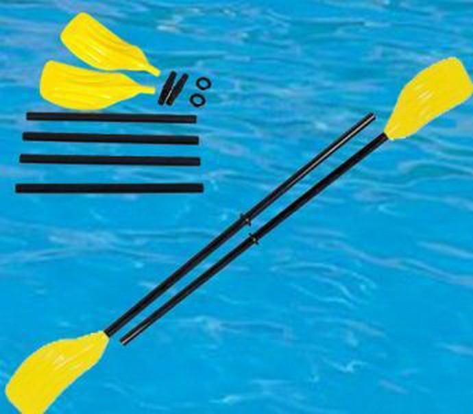 harga Dayung perahu / kano / boat sectional oars pvc quality Tokopedia.com