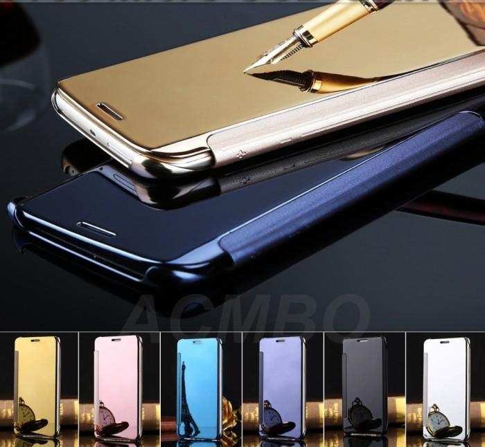 harga Samsung galaxy note 4 smart flip mirror cover hard back case clear uv Tokopedia.com