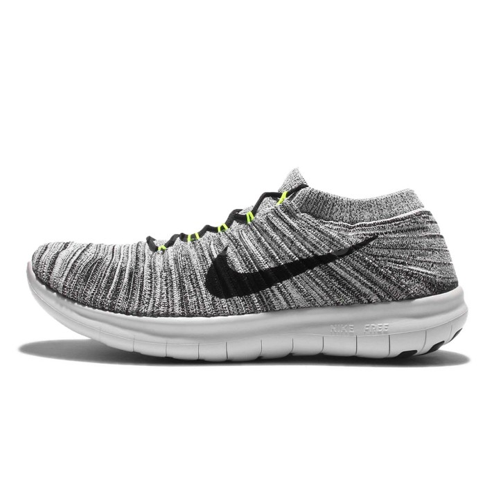 promo code 4a135 84709 ... ireland sneakers nike free rn flyknit 5.0 grey sepatu running premium  oreo 5bf44 7559f