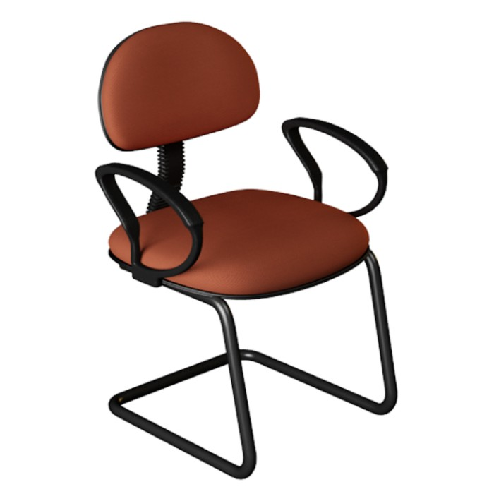 Foto Produk Alvero Chair Kursi Kantor Murah Type Standard AF-902-T Kain dari Kursi Kantor Murah