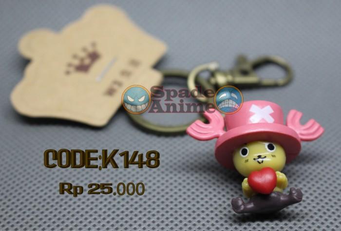 harga Gantungan kunci action figure chopper one piece (spade anime) Tokopedia.com