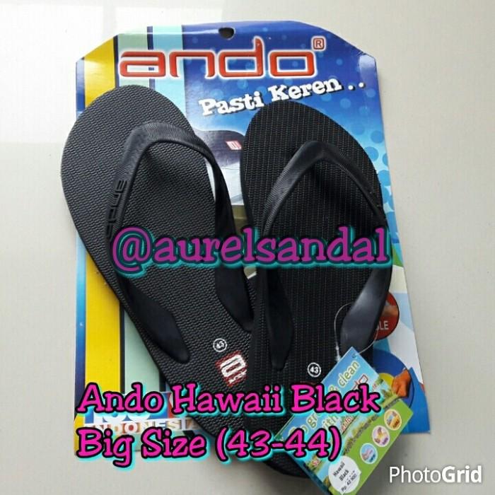 harga Sandal ando hawaii big size Tokopedia.com