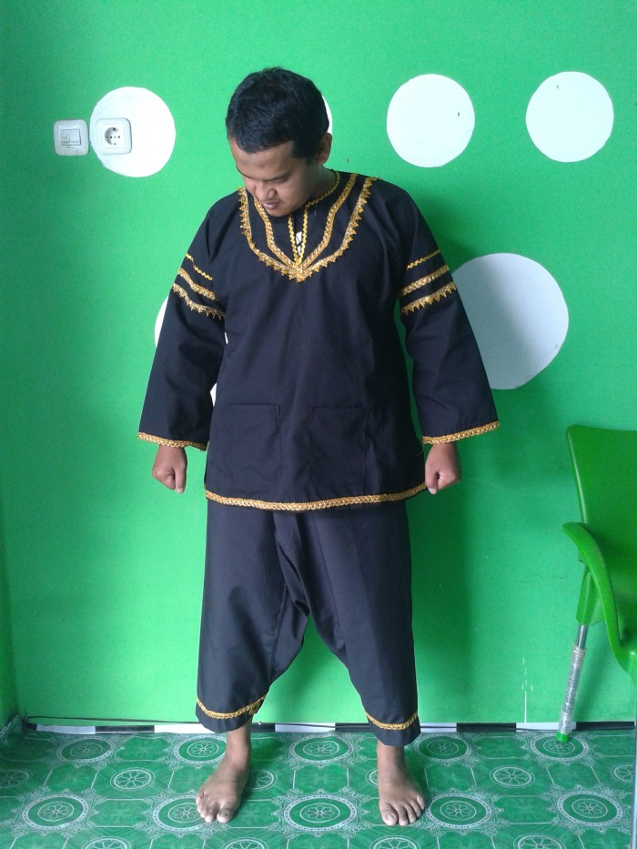 Foto Produk baju silat celana galembong minang dari rabihah olshop