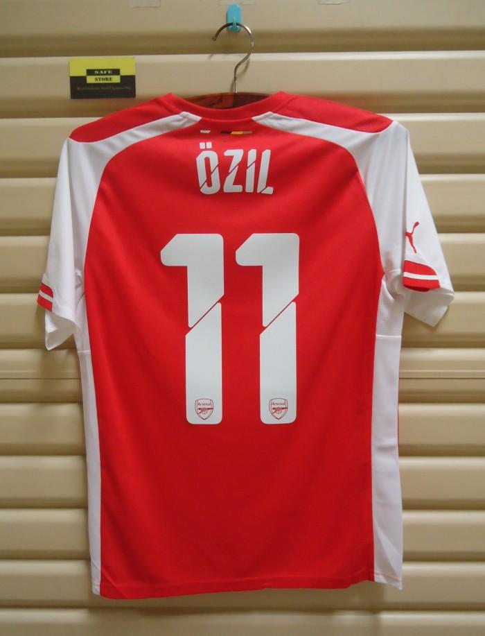 harga Arsenal 2014-15 home. bnwt. ozil. original jersey Tokopedia.com