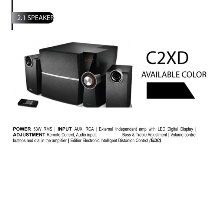 harga Speaker edifier c2xd Tokopedia.com