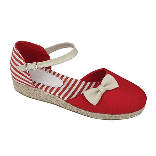 harga Sepatu sandal anak perempuan merah - cah 232 - catenzo junior cjr Tokopedia.com