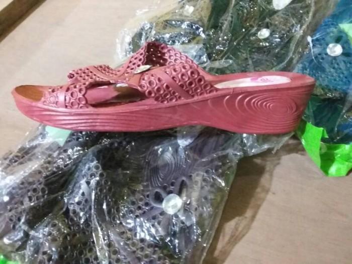 Sepatu Wanita   Slop Wedges Merk Exclusive - Wiring Diagram And ... 0e471e2483