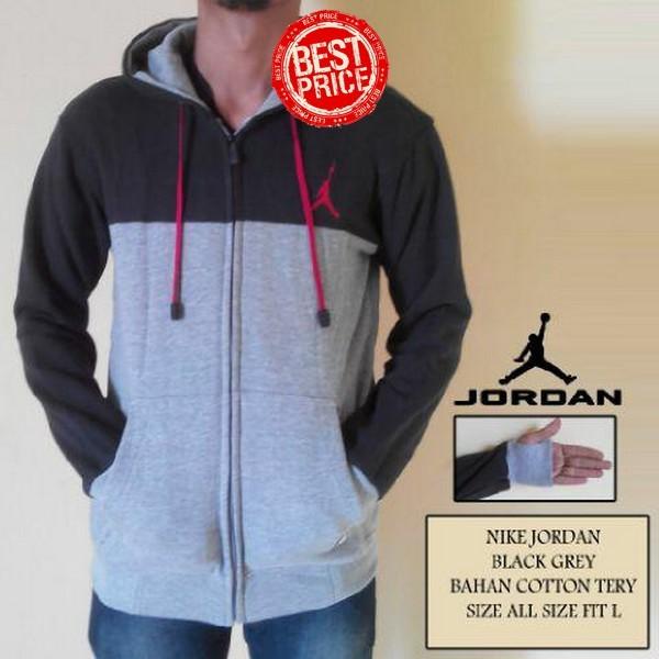 dc4876ae119d Jual jakey sweater hoodie nike jordan pria - Eller s Collection ...
