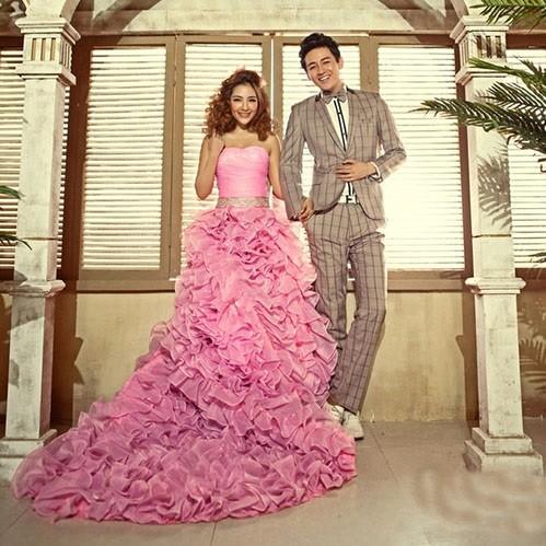 Gaun Pengantin Baju Pengantin Wedding Gown Wedding Dress 2016 08017