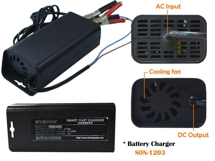harga Auto cut off & smart charging charger aki 3a Tokopedia.com