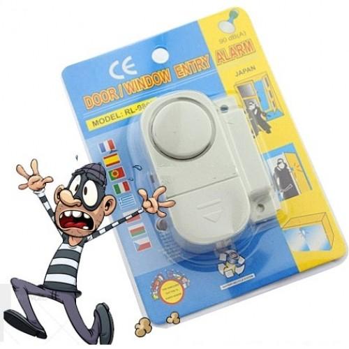 Alarm Rumah Canggih Anti Maling - Alarm System Wireless Cocok Untuk Di Pintu . Source · Alarm Pintu, Jendela atau Lemari [Anti Maling / Pencuri] .