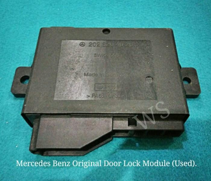 Power Lock Module