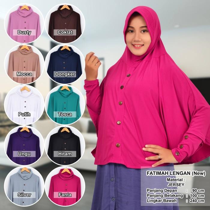harga Jilbab/hijab Fatimah Lengan Tokopedia.com