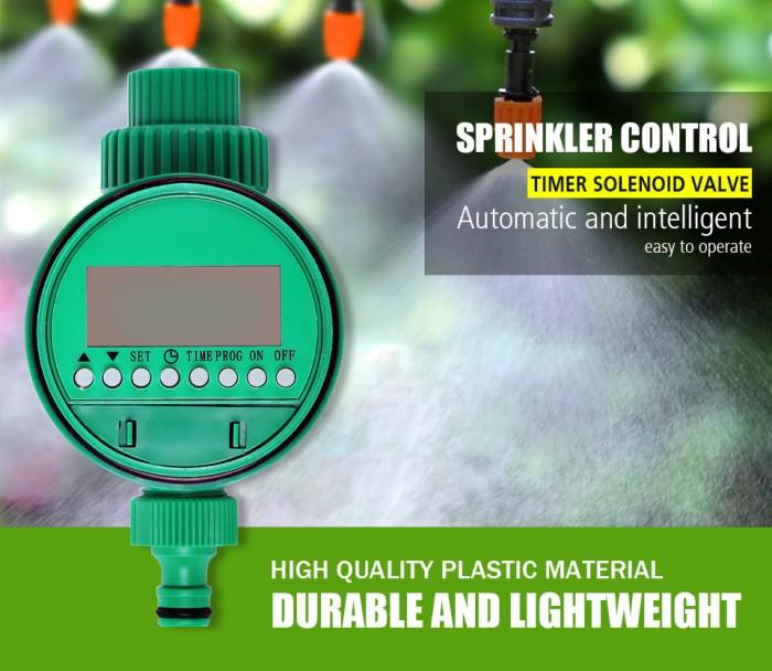 harga Digital automatic garden water timer alat penyiram air taman otomatis Tokopedia.com
