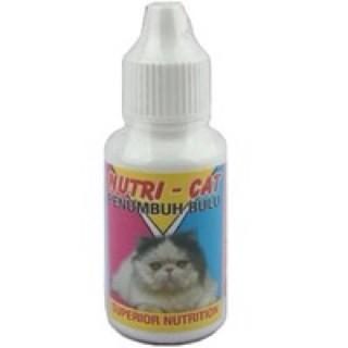 harga Vitamin Kucing Nutricat (penumbuh Bulu) Tokopedia.com