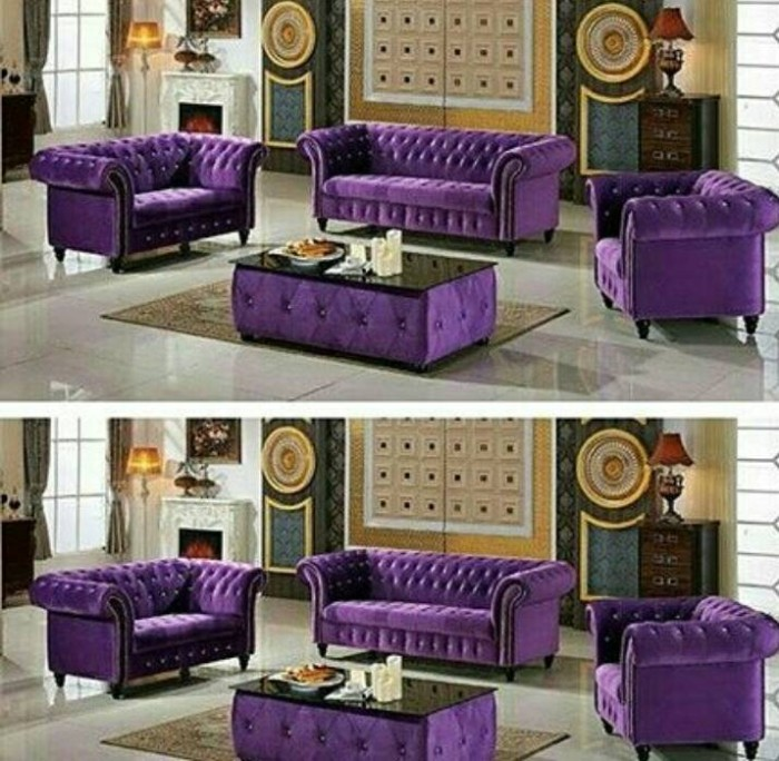 Jual Set Kursi Tamu Mewah Minimalis Kab Jepara Yudi Jepara Furniture Tokopedia