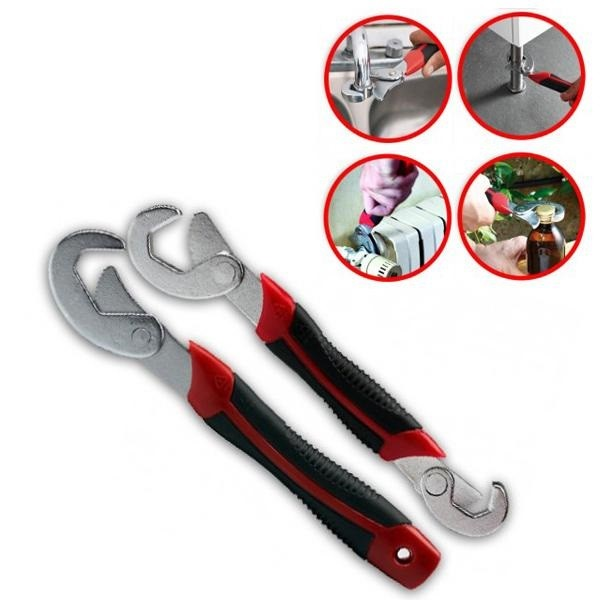 harga Multifunction magic wrench / kunci pas - black/red murah Tokopedia.com