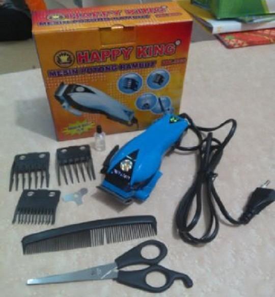 alat cukur rambut happy king hk 900