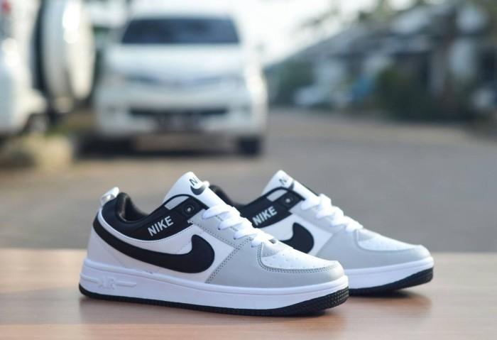 ... sepatu sneakers anak kuliah keren dan elegan nike air force one ...