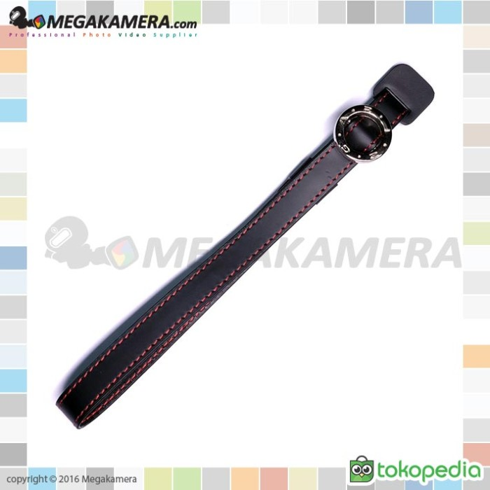 harga Wrist & finger strap (wfsn2) black Tokopedia.com