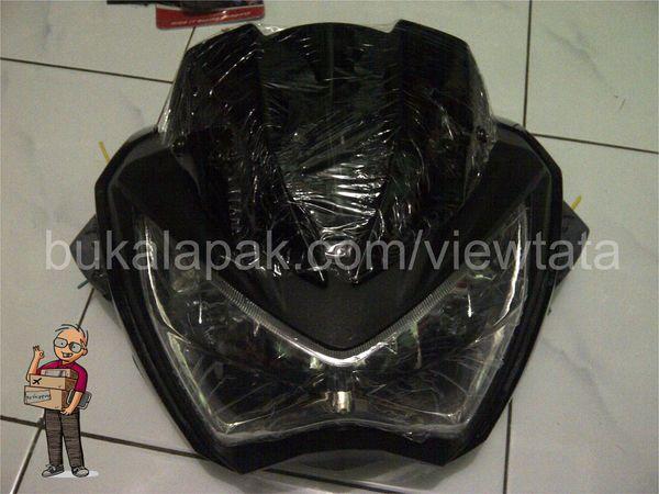 harga Reflektor z250 kedok headlamp z250|nvl/byson/ovi/cb150/scorpio/vixion Tokopedia.com