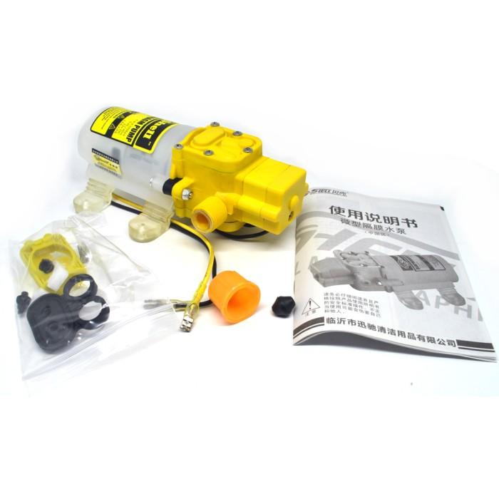harga Pompa Air Tekanan Tinggi Cuci Mobil-motor / High Pressure Water Pump Tokopedia.com