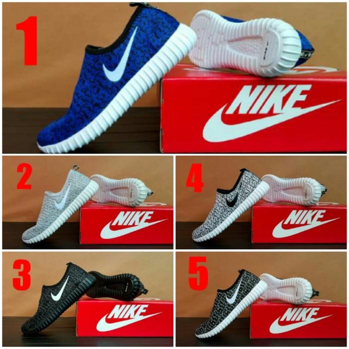 harga Nike slop boost pria  sepatu running  sepatu olahraga Tokopedia.com