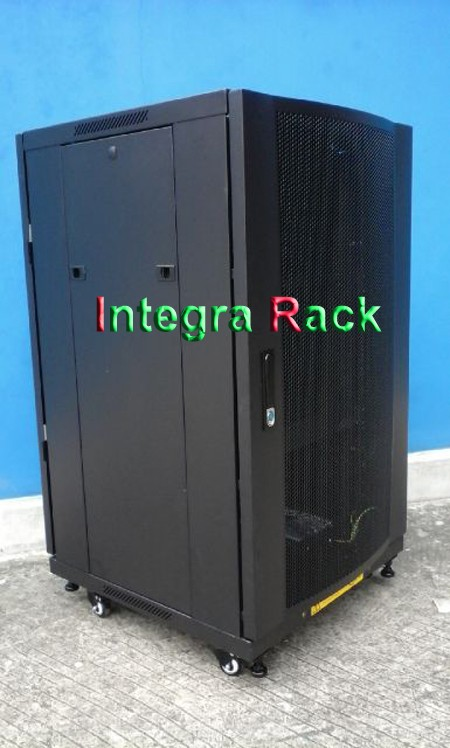 Jual Rack Server 19 Quot 20u Depth 600 Mm Integra Rack Ir