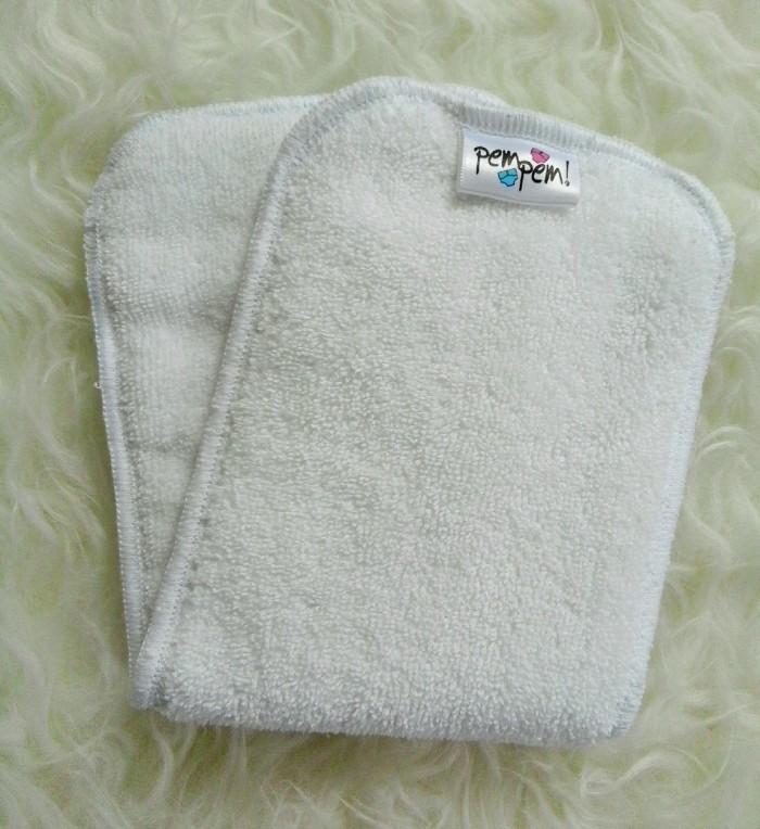 Insert Pempem Microfiber, clodi, handuk, diapers, baju bayi lainnya