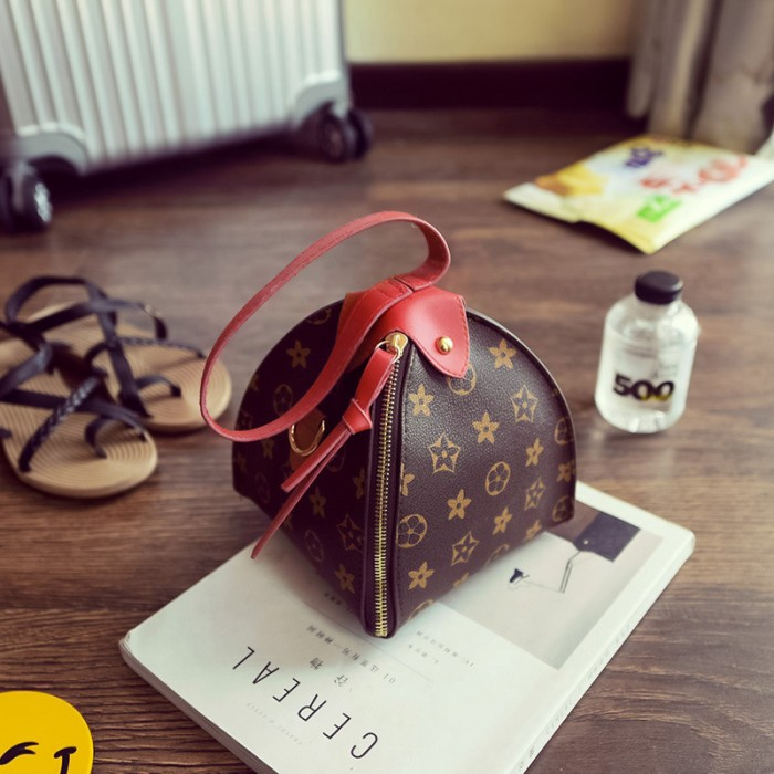 harga Tas Tangan Lv Model Bunga Multifungsi / Mini Lv Flower Shape Bta056 Tokopedia.com
