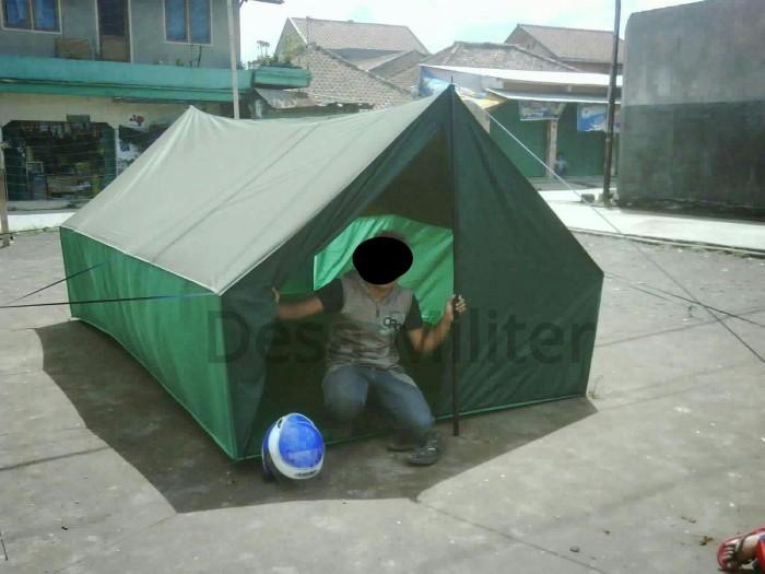 harga Tenda kemah / tenda pramuka / tenda terpal / persami / sekolah Tokopedia.com