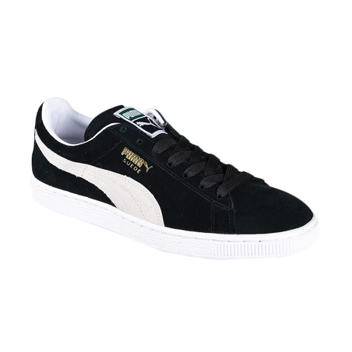Jual Puma Suede Classic+ Black White - DKI Jakarta - Nike Original ... 725a66746