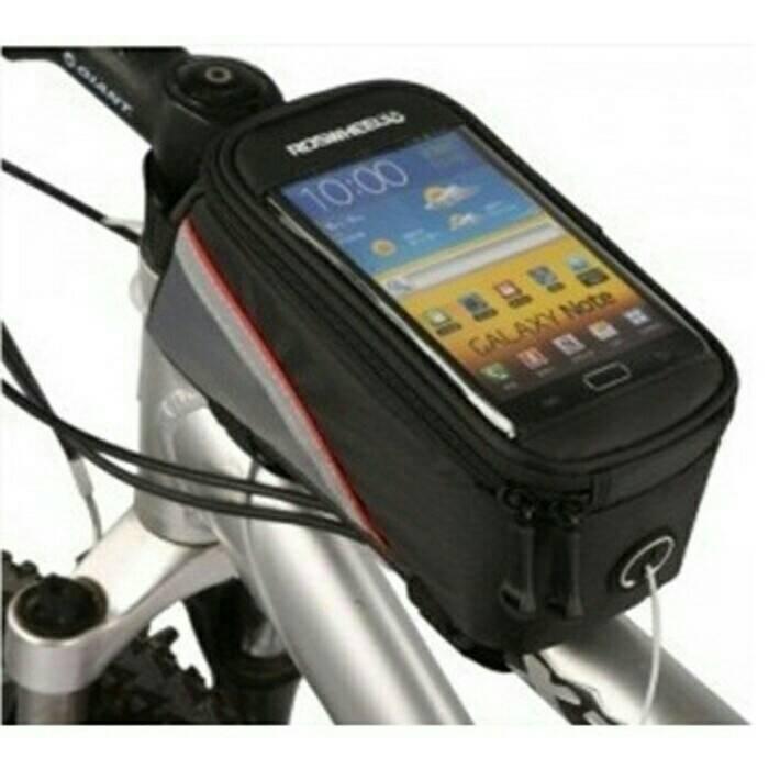 harga Tas hp sepeda 4.8 inch waterproof Tokopedia.com