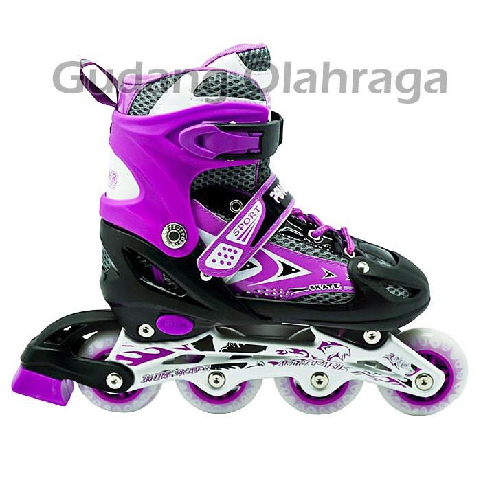 Jual Sepatu Roda Anak HARGA GROSIR !! Inline Skate Murah - Populer ... 04f4230b4e
