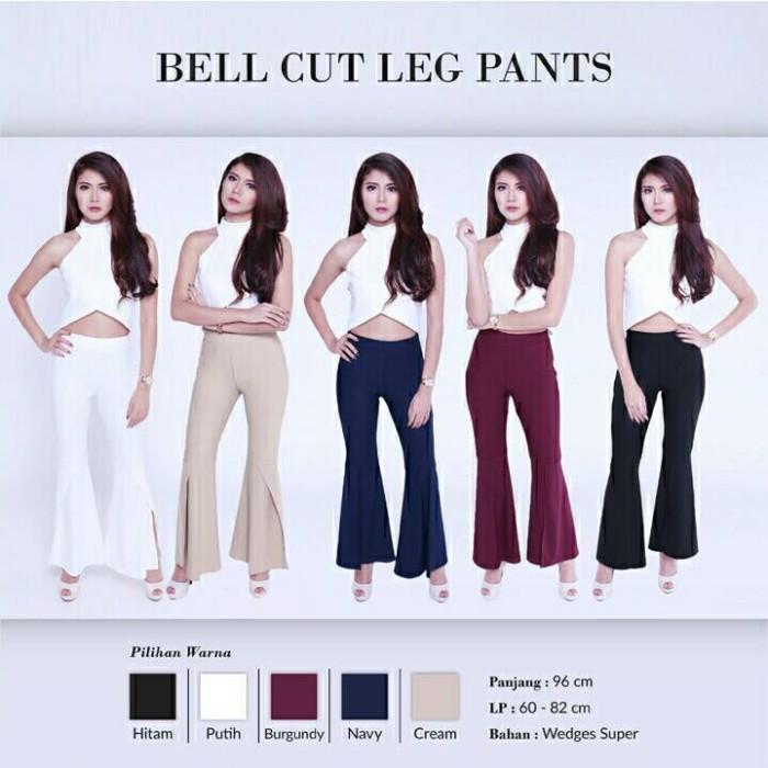 168 Collection Celana Jegging Big Clara Jeans Pant Biru Tua Source · Harga 168 Collection Celana Cutbray Jeans Pant Navy PriceNia com Source Bell Cut Leg ...