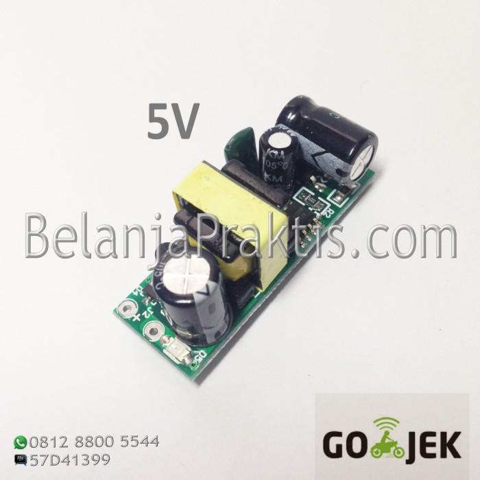 AC to DC Converter AC 110V 220V to DC 5V 600MA 3W Power Supply Regulator Adapter