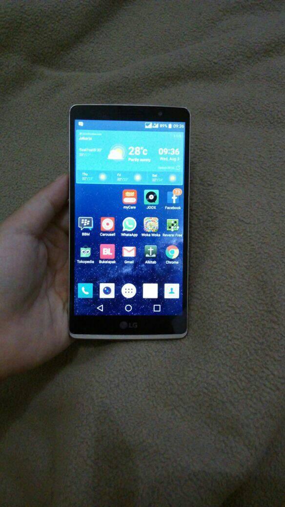 Jual Hp Handphone Lg G4 Stylus Slim Dki Jakarta Elvinshop