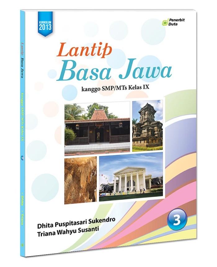 Download Buku Lantip Basa Jawa Kelas 9 Revisi Sekolah