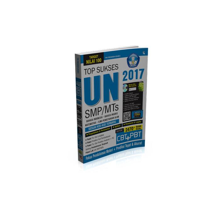 TOP SUKSES UN SMP/MTS 2017