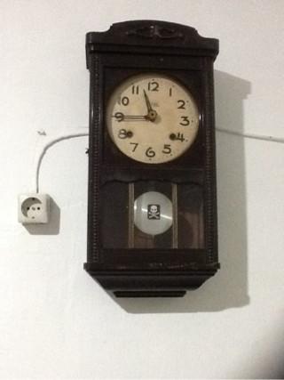 Jual Jam Dinding Antik Meiji - Wil82  15b41a40c2