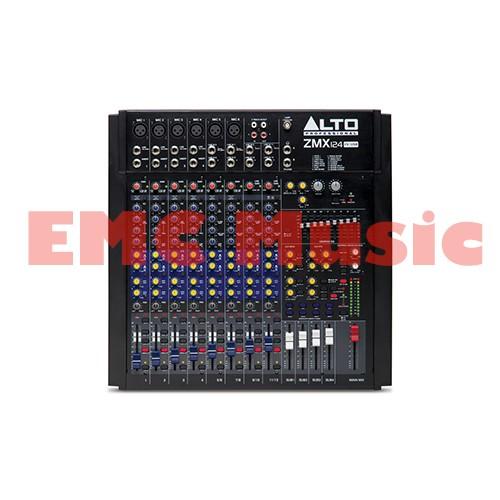 harga Alto zmx 124 fx usb mixer Tokopedia.com