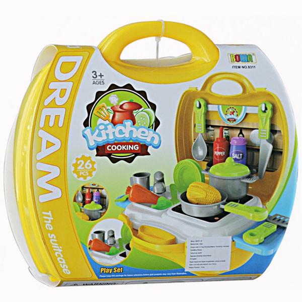Jual Dream Kitchen Koper Mainan Anak Cewek Masak Masakan Jakarta Barat Koleksi Aneka Mainan Tokopedia