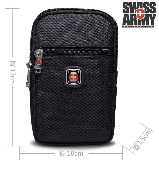 harga Case Hp Sarung Tas Pinggang Sport Swiss Gear Army Tactical Outdoor Blanja.com