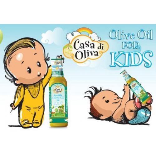 harga Evoo baby / casa di olivia / olive oil bayi Tokopedia.com