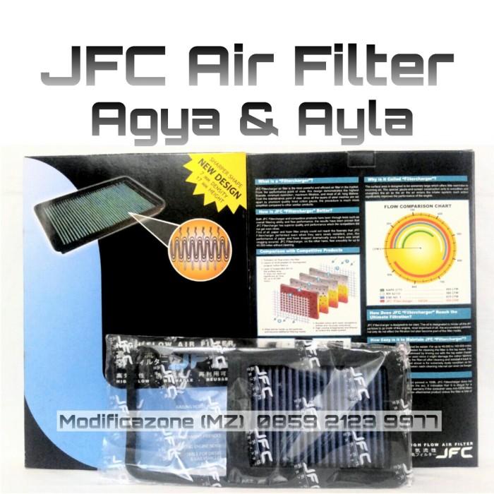 harga Jfc air filter agya & ayla - bukan knn sakura ferrox apex simota Tokopedia.com