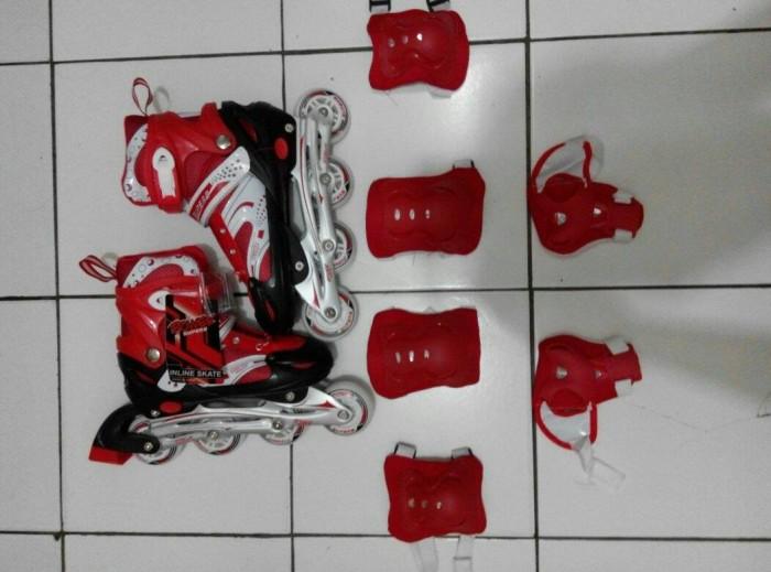 harga Sepatu roda inline skate + dekker Tokopedia.com