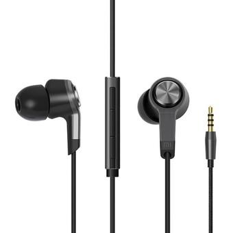 Xiaomi New Mi In Ear - 3rd gen - Space Grey - Original