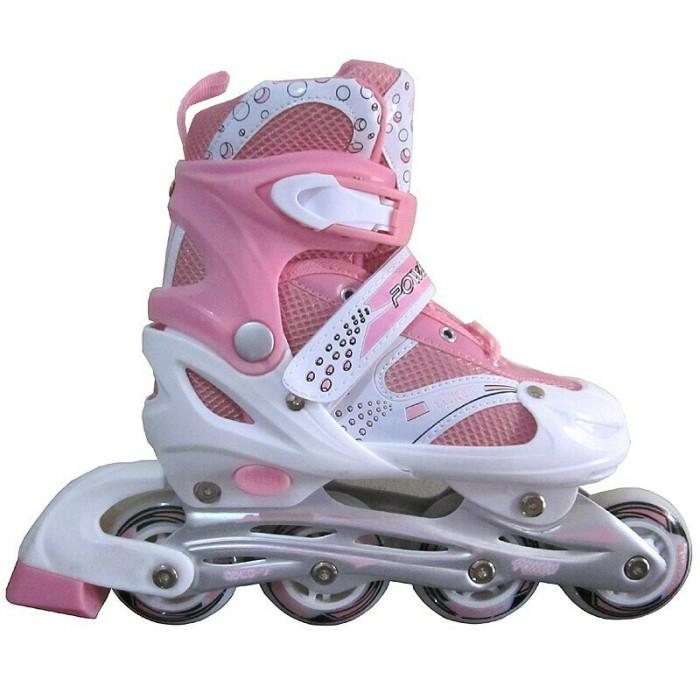 harga Sepatu roda inline skate 6032 pink Tokopedia.com